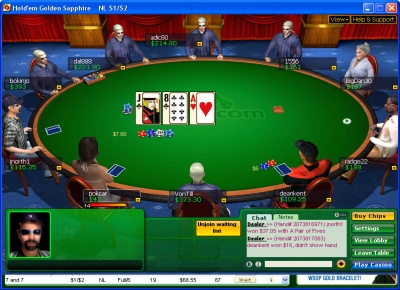pacific poker instant play